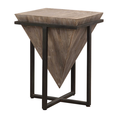 Alarie Accent Table