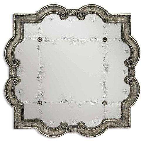 Fontain Quatrefoil Mirror