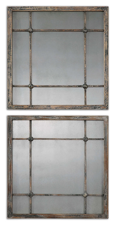 Droit Square Mirrors
