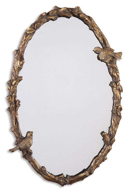 DeRose Oval Mirror