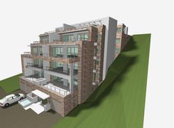 Proyecto residencial Crisantemos