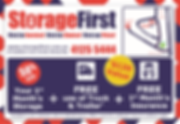 Storage First Hervey Bay Storage Offers.