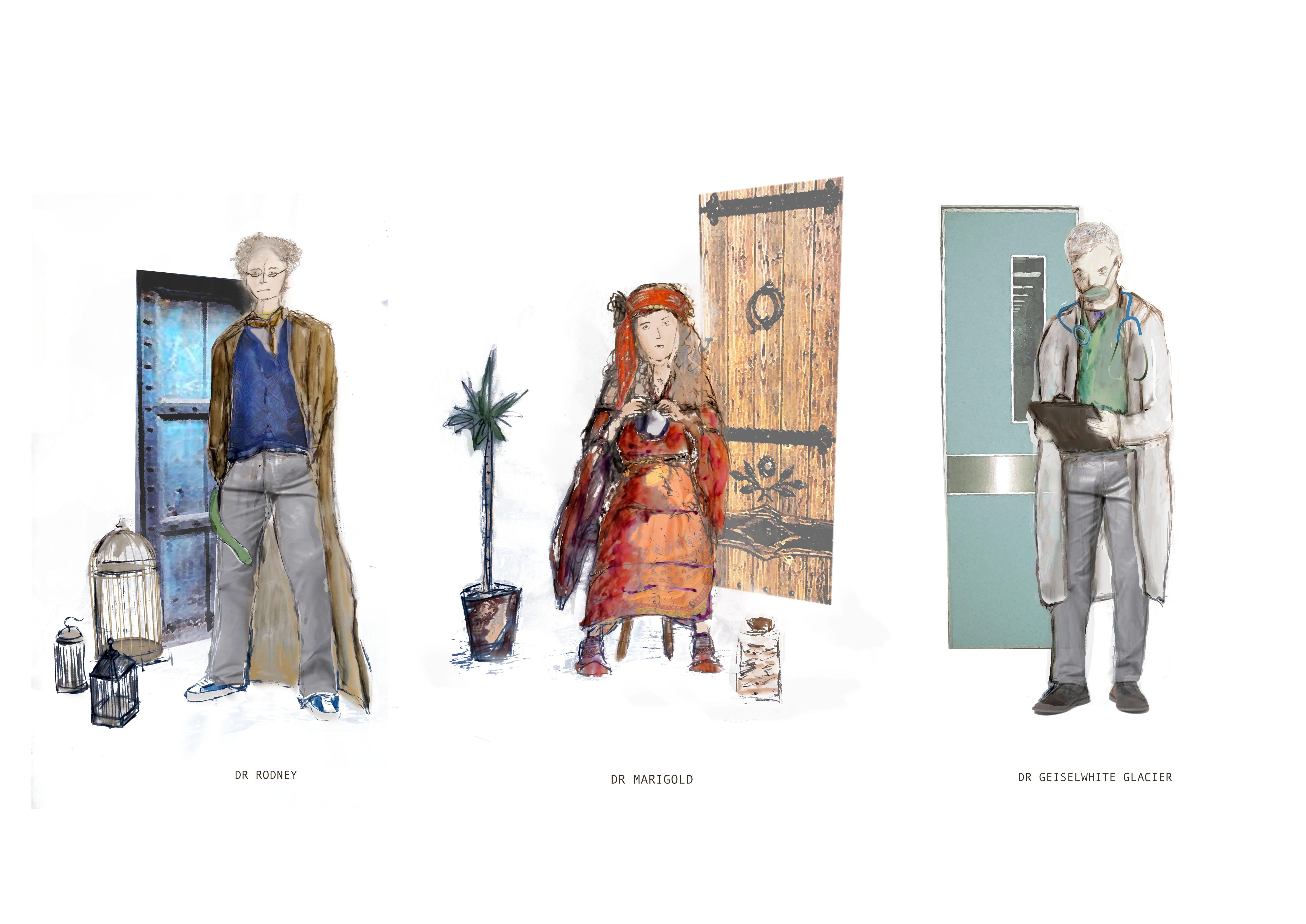 Doctors Costumes