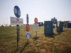Decor signage