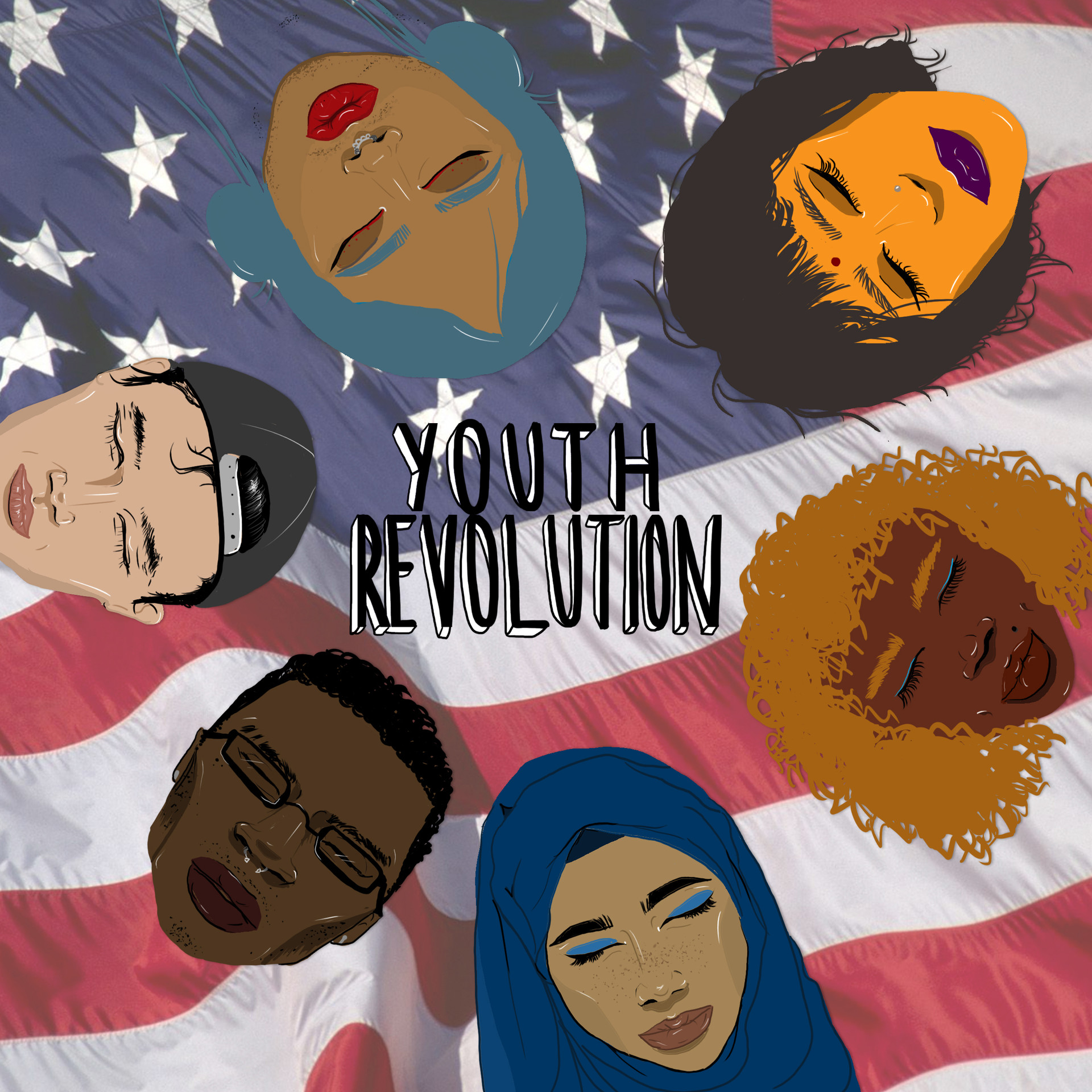 Youth Revolution (Playlist) - Risen Zine