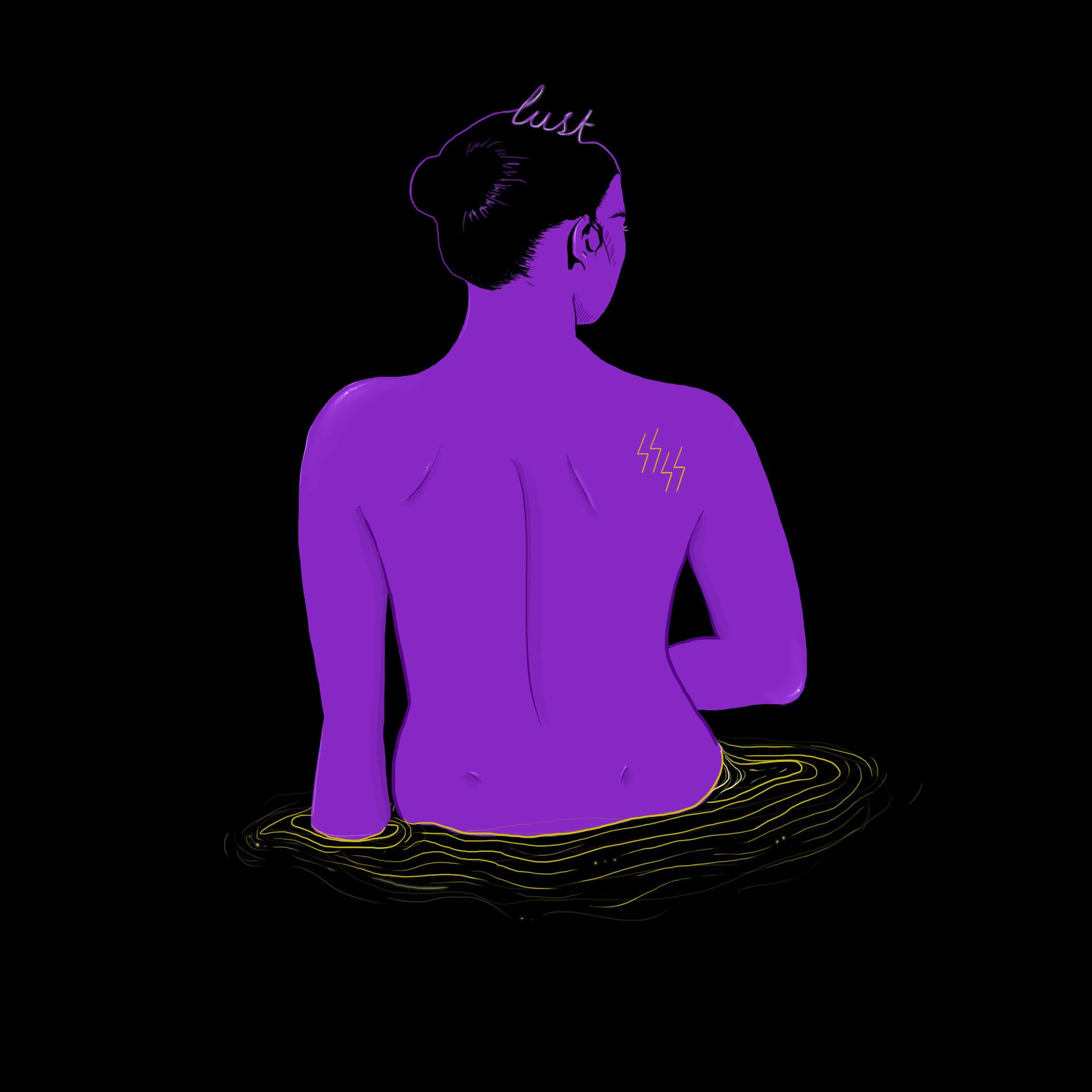 Lust (Single) - Sista Strange