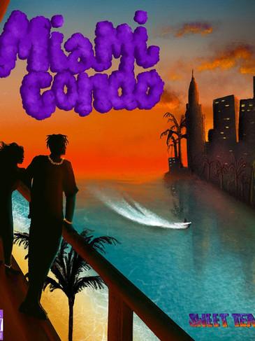 Miami Condo - Sweet Tea Papi (Cover Artw