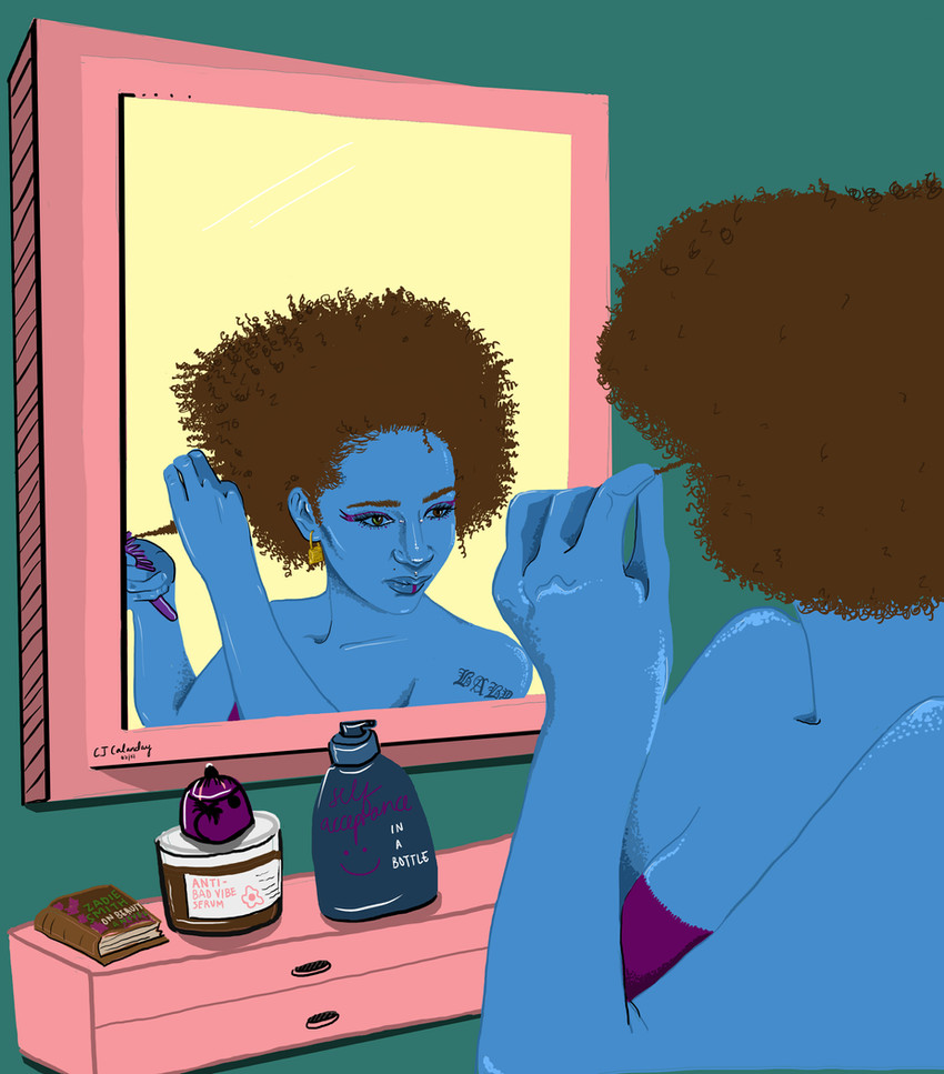 On Beauty for Risen Zine