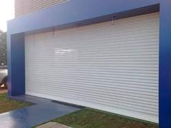 porta de enrolar automática em londrina