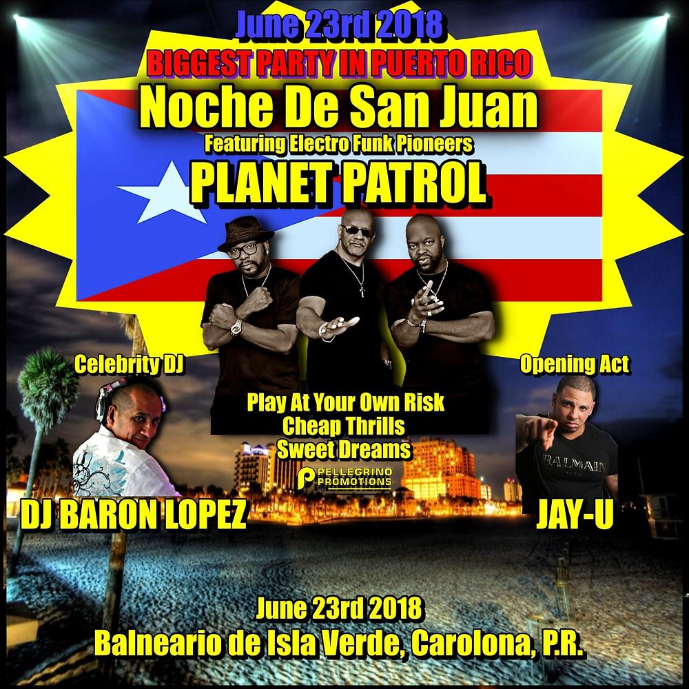 Planet Patrol returns to Puerto Rico