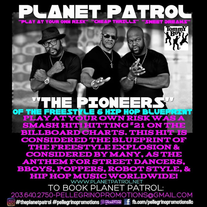 PLANET PATROL HAS NEW MANAGEMENT!!