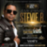 Planet Patrol with Stevie B concert flyer