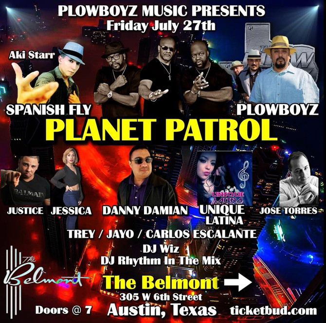 PLANET PATROL first time in TEXAS!