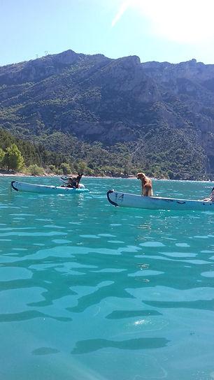 éducateur canin copotementaliste var 83 1 vie 2 chiens activités collectivs kayak canin
