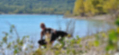 1 vie 2 chiens - éducateur canin comportementaliste haut Var Gorges du Verdon