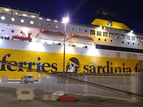Partir en vacances avec son chien : Corsica ferries !