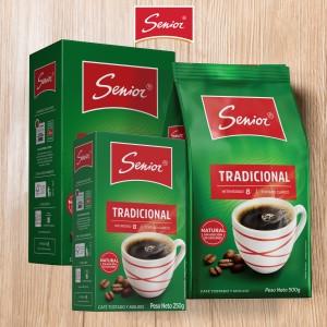 CAFÉ SENIOR TRADICIONAL