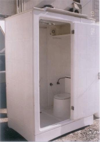 حمامات فايبر جلاس مؤسسة بدر للتجارة