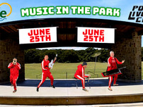 Azle-Music in the Park-June 25th