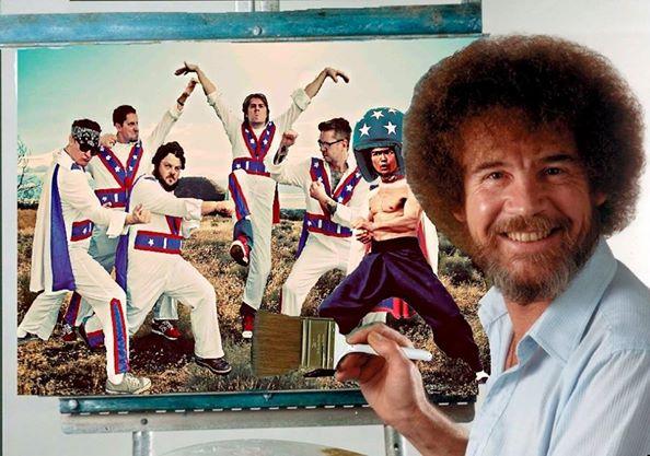 Poo Live Crew, Bob Ross