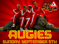 Join the poo at augies sunset grill!!! sunday, september 5th!!!