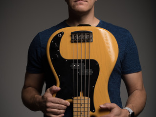 The Gear : Bass #2 - Nordy vP5