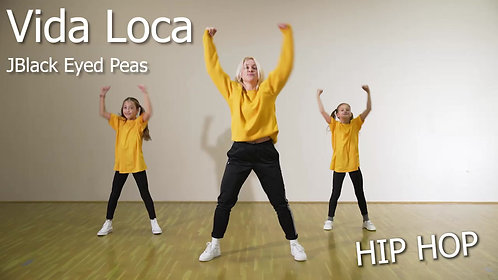 Vida Loca - Black Eyed Peas, Nicky Jam, Tyga