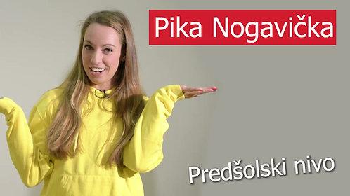 Pika Nogavička