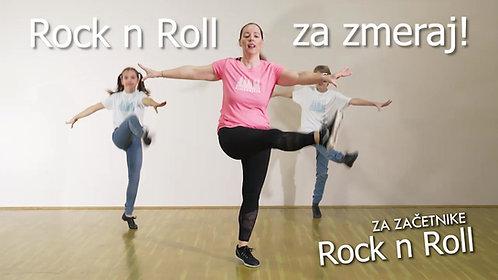 Tečaj Rock n Roll-a za začetnike - Rock n Roll za zmeraj