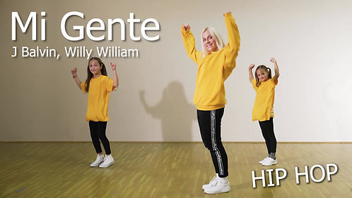 Mi Gente - J Balvin,  Willy William