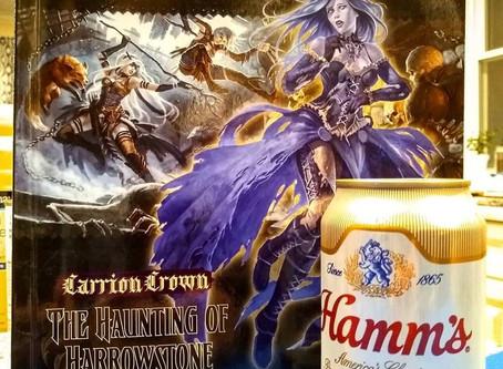 1 - Hamms and Harrows Drinking Game