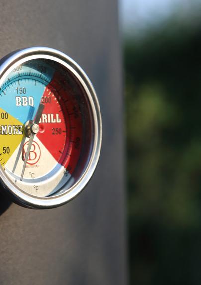 Thermomètre fumoir