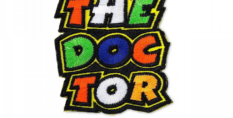 "Patch VR46 ""The Doctor"" Tamanho Grande"