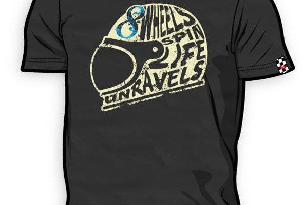 T-Shirt 8ITO Bullitt Steel