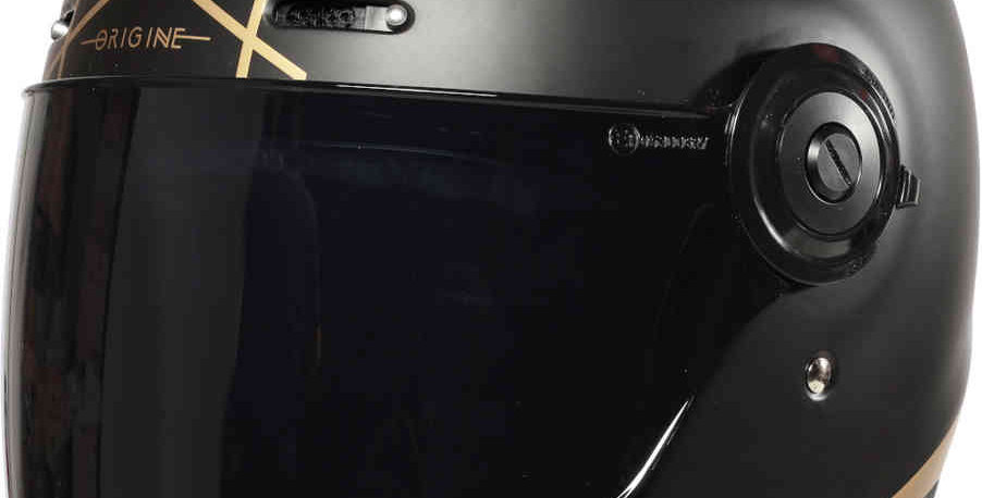 Capacete Origine Vega Ten Black