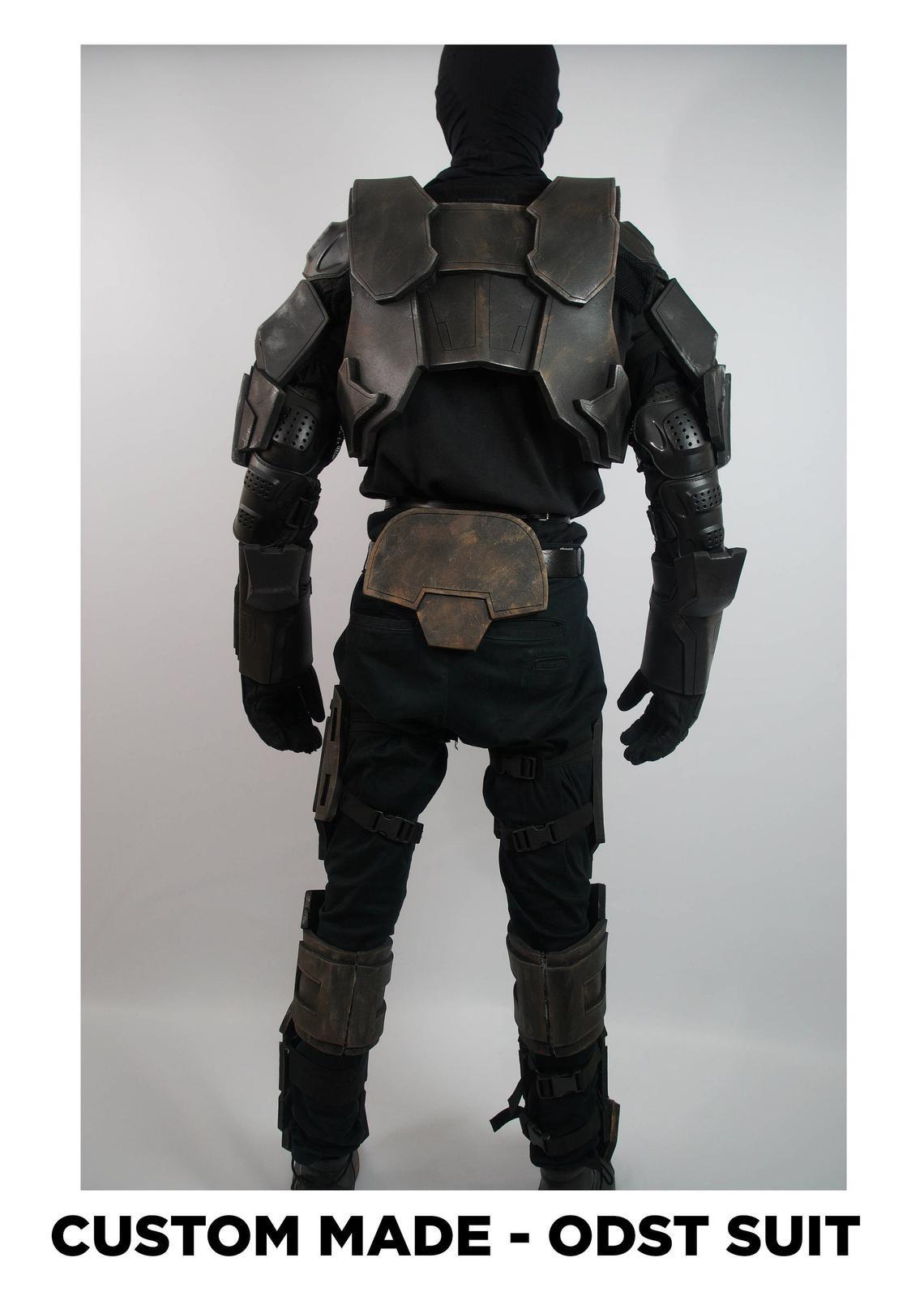 Full ODST Armor - Halo Cosplay EVA Foam Armor
