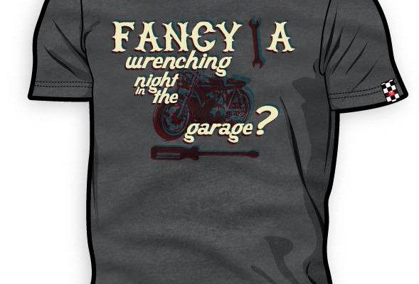 T-Shirt 8ITO Fancy Foxy Grey