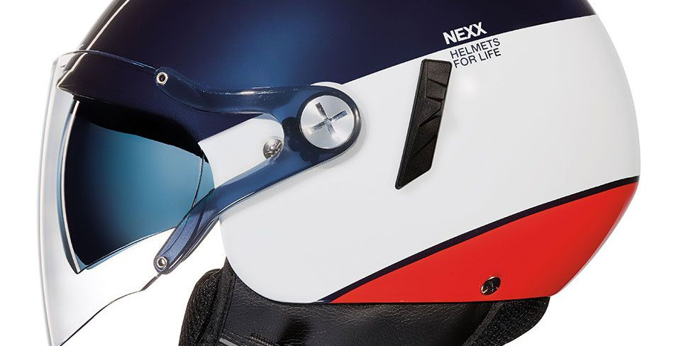 NEXX SX60 VF SMART2 AZUL/BRANCO