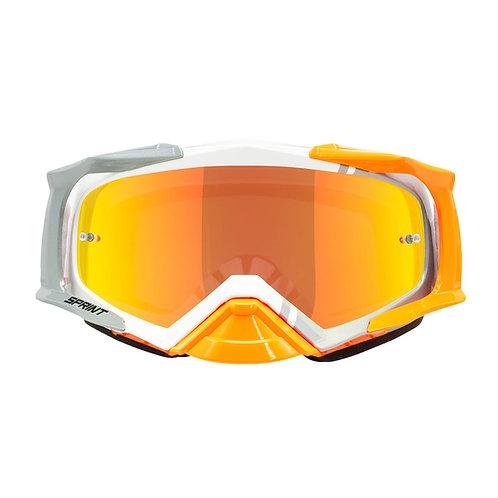 Oculos SHAPE Cinza/Laranja SPRINT