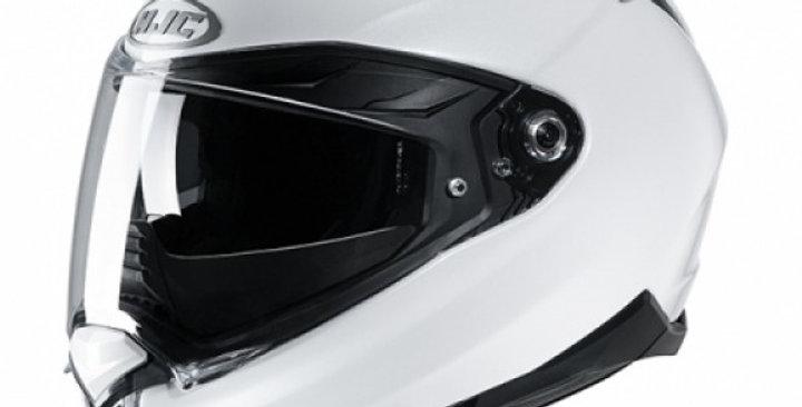Capacete HJC F70 Branco Pérola
