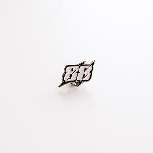 Pin 88 Branco