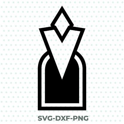 Quest Marker SVG / DXF / PNG Elder Scrolls Skyrim Gaming