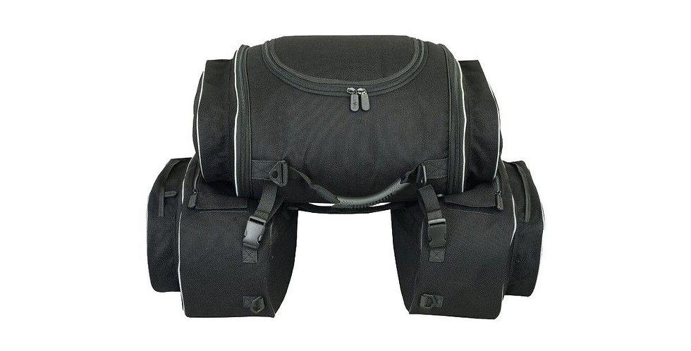 Alforges com saco de assento LOVO