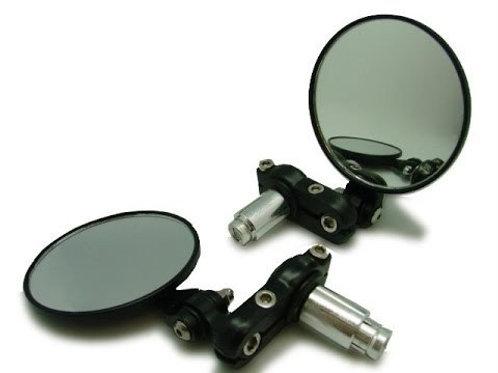 Espelhos Oxford preto
