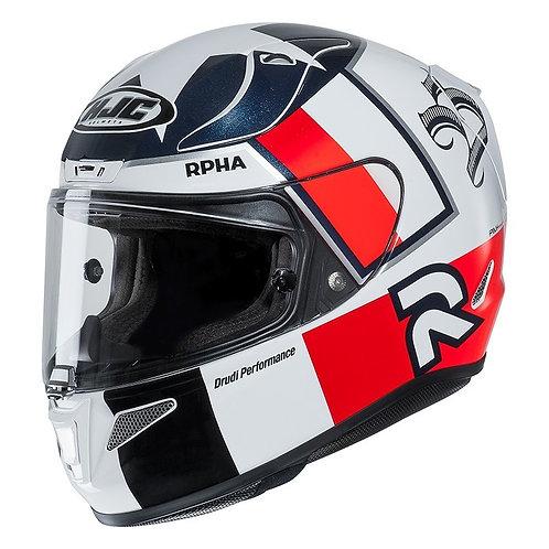 Capacete HJC RPHA 11 Ben Spies Helmet