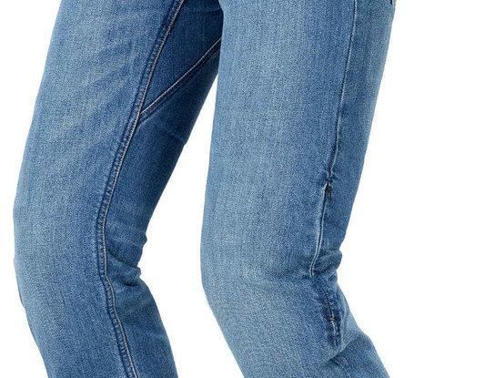 Calças SPIDI Ganga clara J-Tracker Moto Jeans