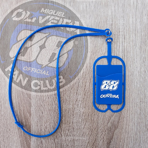 Bolsa de Telemóvel 88 Azul