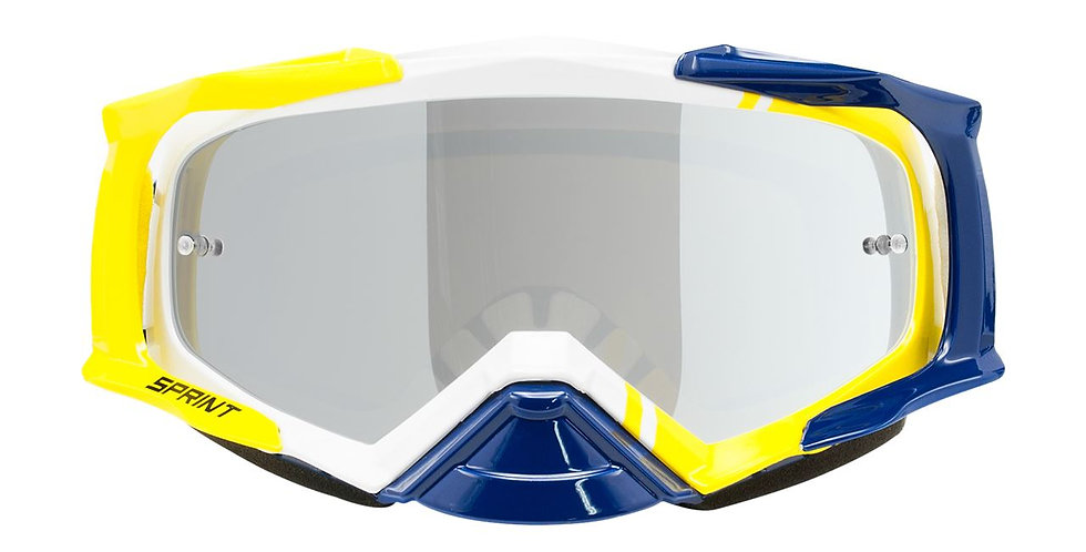 Oculos SHAPE Amarelo/Azul Escuro SPRINT