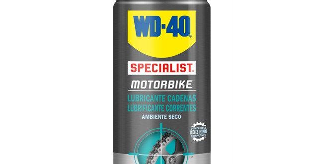 Lubrificante corrente moto WD-40 400 ml