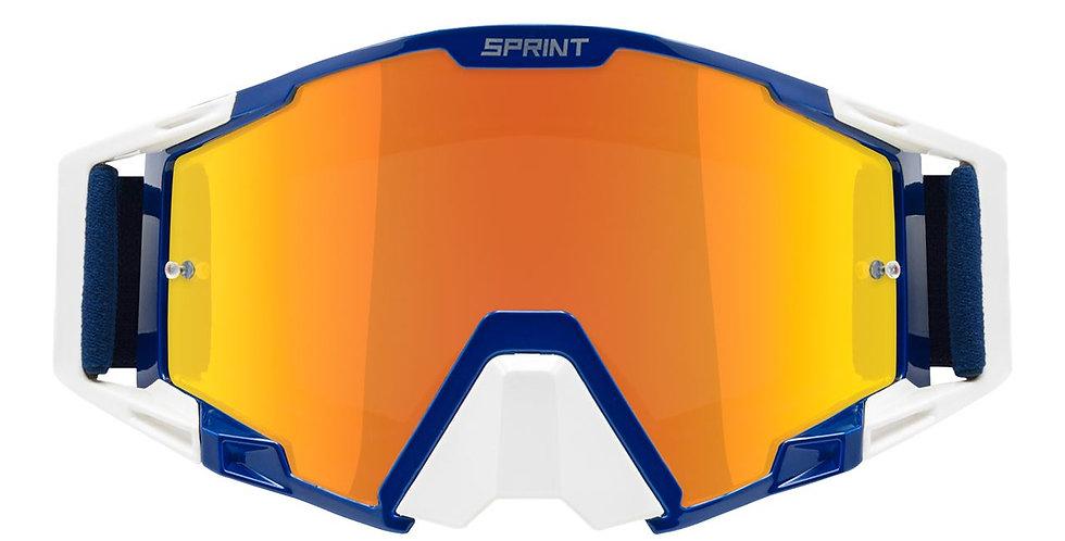 Oculos RAPTOR Azul/Branco SPRINT
